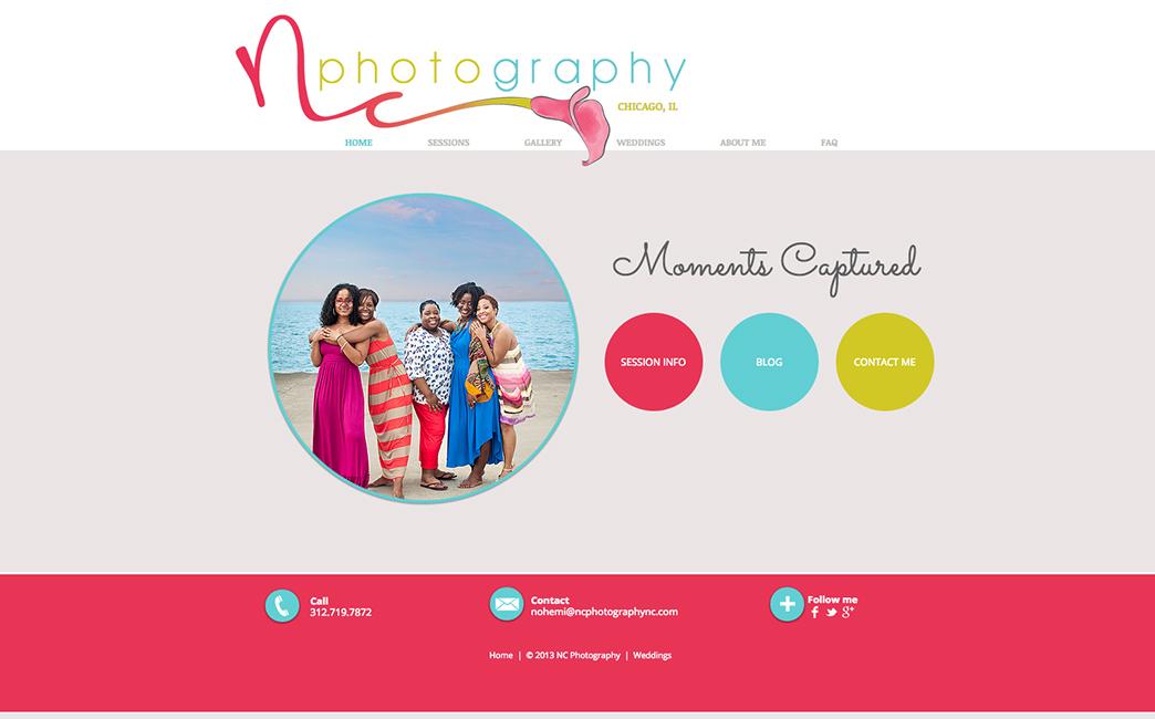 Nohemi Moran's website - Wix Stories