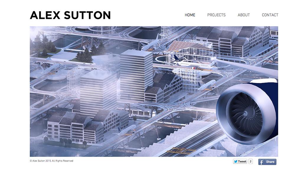 Alex Sutton's website - Wix Stories