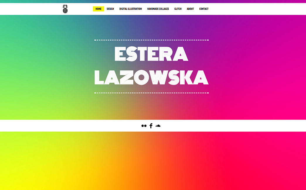 Estera Lazowska's website - Wix Stories