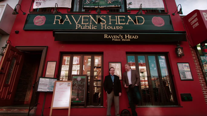 Raven's Head Public House - Wix Stories