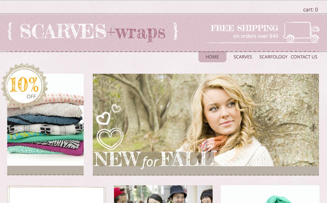 The Original Template used to create Julia Gravano's website - Wix Stories